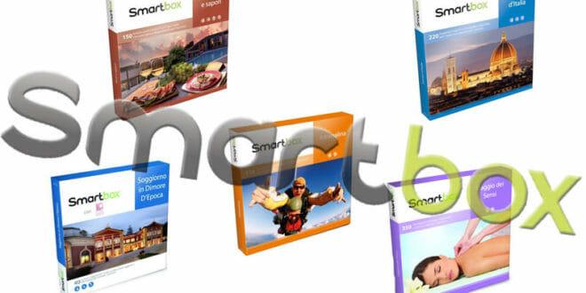 Smartbox: i migliori cofanetti per viaggi, adrenalina, benessere ...