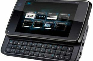 smartphone nokia n900