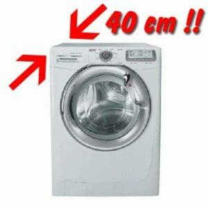 lavatrici ingombro ridotto