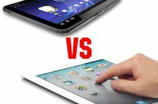 COnfronto tra i tablet del momento: Xoom Vs iPad2