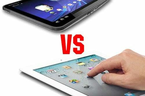 COnfronto tra i tablet del momento: Xoom Vs iPad2