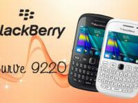 Il nuovo smartphone BlackBerry Curve 9220