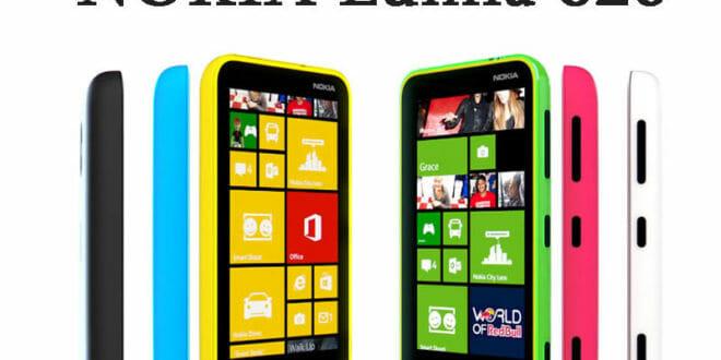 """Nokia Lumia 620: il """"piccolo iPhone"""""""