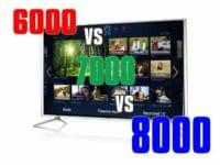 Samsung: mettiamo le serie top di Smart TV a confronto