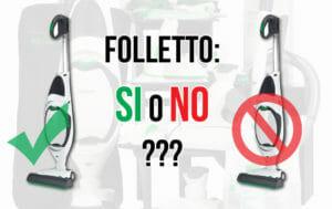 Vorwerk: il Folletto VK150