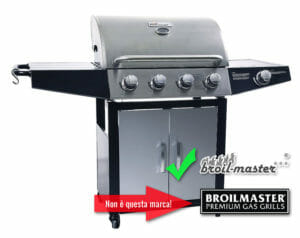 Barbecue Broil Master Jago24