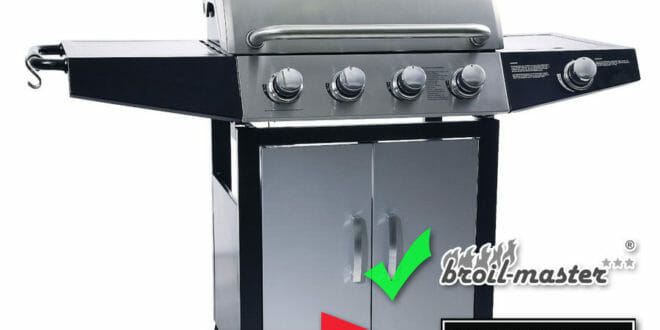 Barbecue Broil Master Jago24