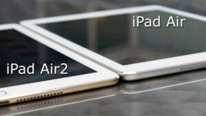 ipad air2 vs air 1
