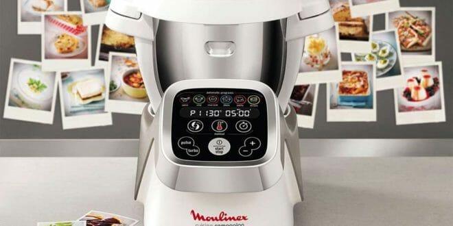 Moulinex cuisine companion come va confronto con bimby for Moulinex companion prezzo