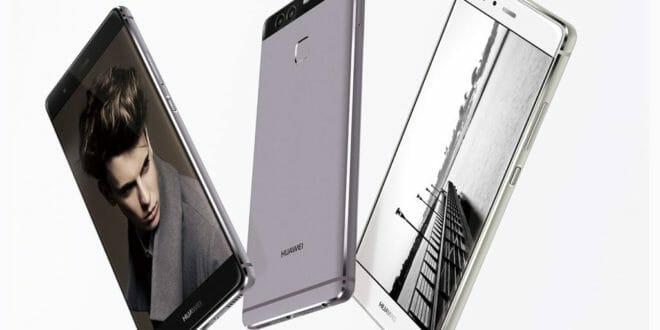Huawei P9 vs P8