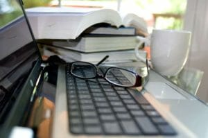Mouse e tastiera da lavoro