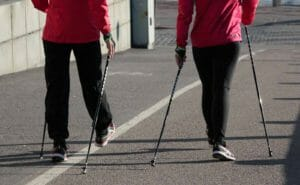 Bastoncini Nordic Walking
