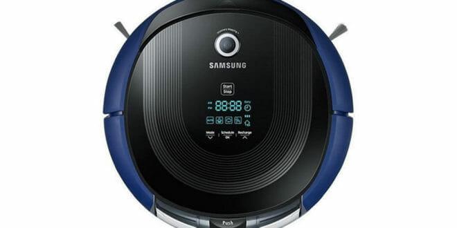 Samsung Navibot: aspirapolvere robot