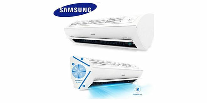 Samsung: la gamma dei condizionatori da parete