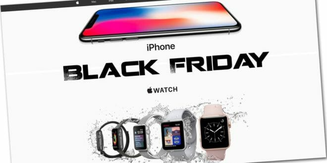 Black Friday di Apple