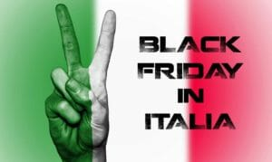 Black Friday in Italia