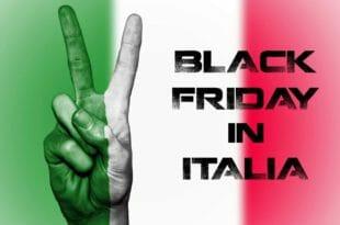 Black Friday in Italia