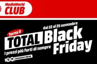 Black Friday di Mediaworld