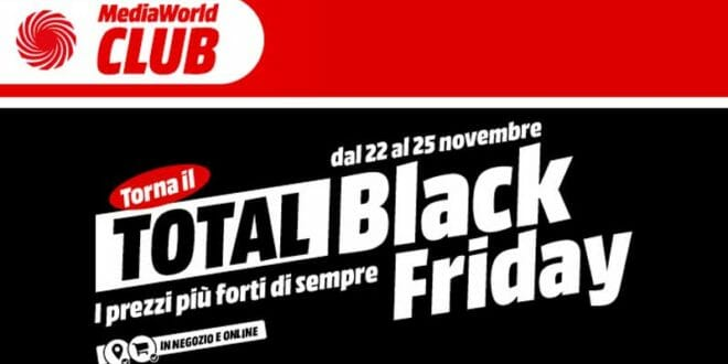 Black Friday di Mediaworld