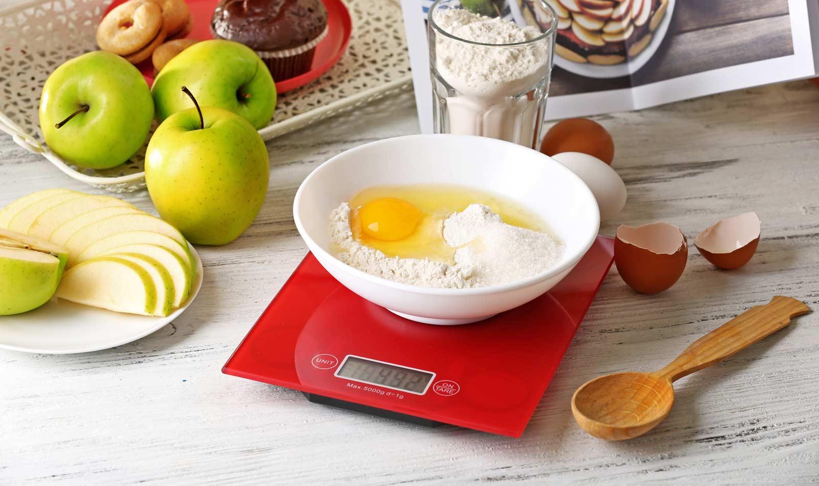 Bilancia da cucina elettronica digitale i migliori - Silvercrest bilancia digitale da cucina ...