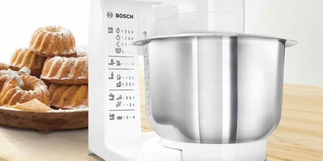 Bosch MUM impastatrice
