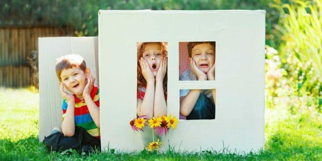 Casette da giardino per bambini modelli più divertenti