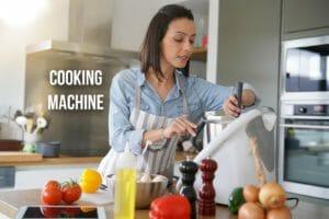 Cooking Machine, alternative al Bimby