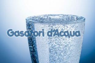 Gasatore acqua Sodastream