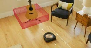 iRobot Roomba: il sistema di navigazione