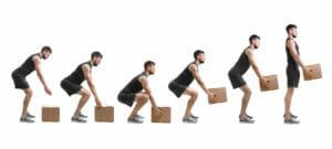 Evitare il mal di schiena