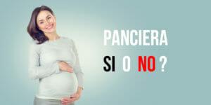 Panciera gravidanza