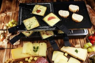 Piastra Raclette