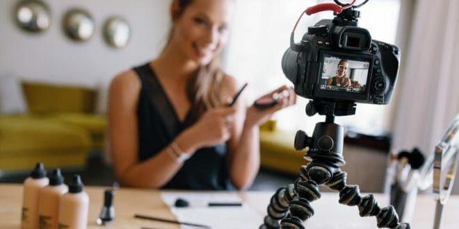 Videocamere per vlogging