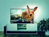 TV 3D con occhialini