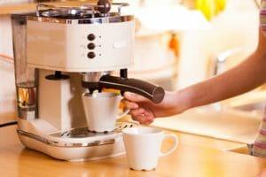 Macchina caffe espresso