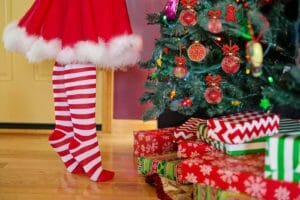 Luci di Natale per l'albero