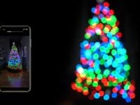 Twinkly - luci led natale smartphone