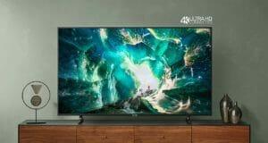 Samsung TV colori a confronto