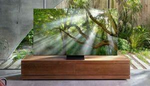 Samsung TV, le serie a confronto