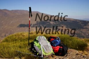 Bastoncini nordic walking