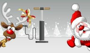 Gonfiabili di Natale