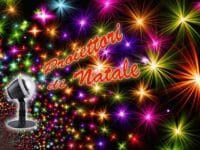Proiettore di luci di Natale