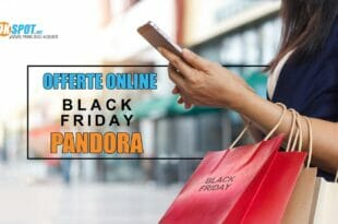 Black Friday Gioielli Pandora