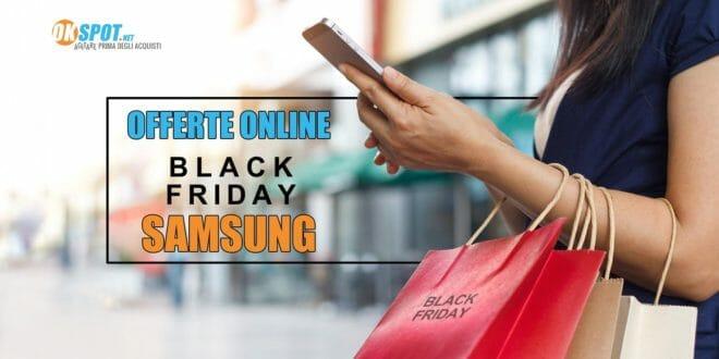 Black Friday smartphone Samsung