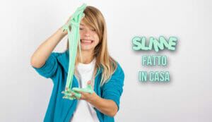 Come fare lo slime in casa