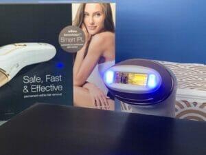 Braun Silk Expert Pro5 sensori