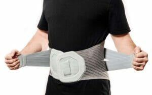 Fascia lombare elastica
